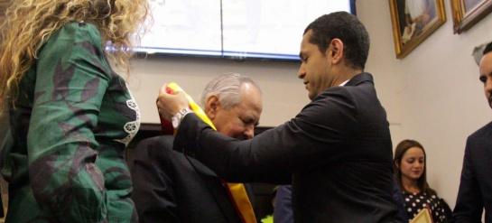 Reconocimiento Caracol Radio: Concejo de Bogotá condecora a Caracol Radio por sus 70 años