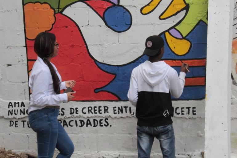 Día mundial de la prevención del suicidio: Conmemoran el día mundial de la prevención del suicidio en Cartagena