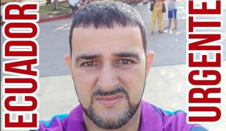 Caldense asesinado en Ecuador: Caldense apareció muerto, amarrado y amordazado en Ecuador