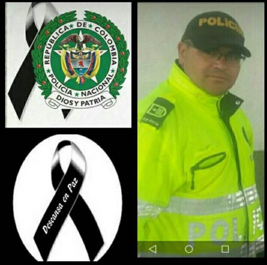 En accidente falleció el Subcomandante de Policía de Ventaquemada, Boyacá: En accidente falleció el Subcomandante de Policía de Ventaquemada, Boyacá