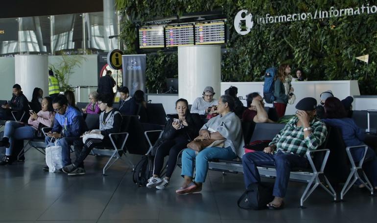 Aerolineas en Bogotá SIC busca ponerle 'tatequieto' a aerolíneas con plataforma de denuncia