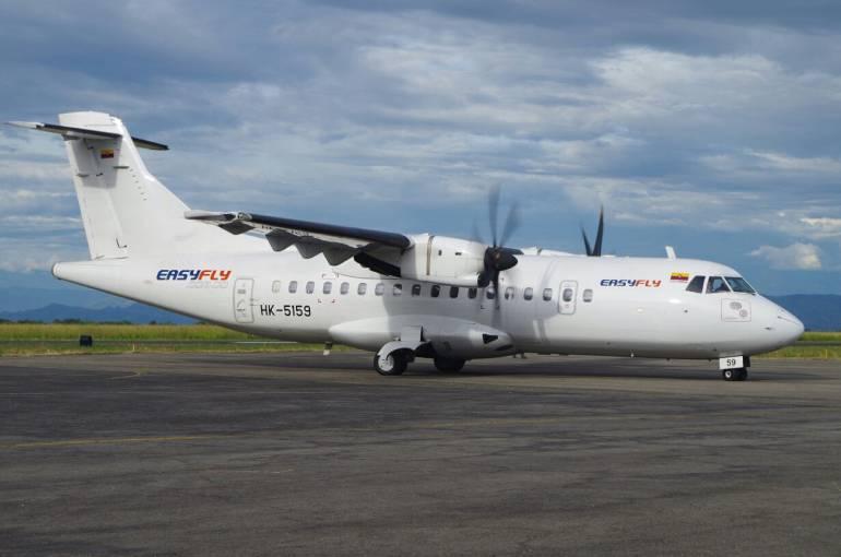 CONEXIONES AÉREAS BUCARAMANGA PEREIRA EASY FLY: Habrá vuelo directo entre Bucaramanga y Pereira