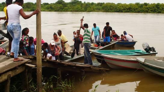 CARACOL PACIFICO: Cabeceras, un consejo comunitario que se resiste a dejar su territorio