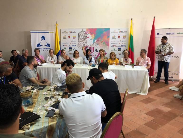 Cámara de Comercio de Cartagena: Cámara de Comercio de Cartagena ratifica su compromiso con la cultura