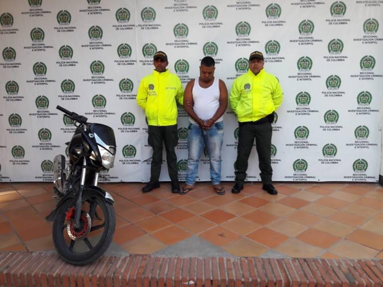 Ofensiva contra los reincidentes por hurto en Cartagena: Ofensiva contra los reincidentes por hurto en Cartagena