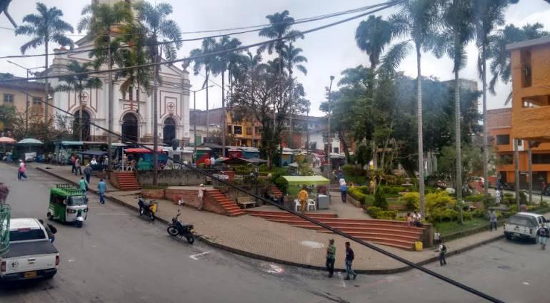 Ituango, Rios Vivos, protestan, comunidad, parroquia: Comunidad de Ituango se rebela contra el Movimiento Ríos Vivos