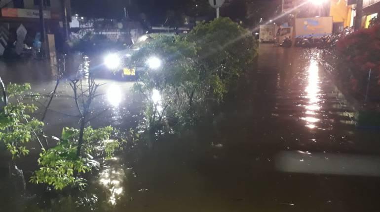 Inundación, Apartadó, aguacero, comercio, viviendas, lluvias, urabá: Inundaciones en Apartadó afectan a 3 mil personas
