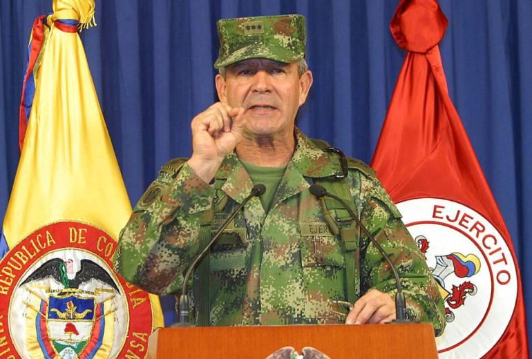 Víctimas, vigilantes, JEP: Víctimas en Medellín vigilantes de sometimiento de general Montoya a la JEP