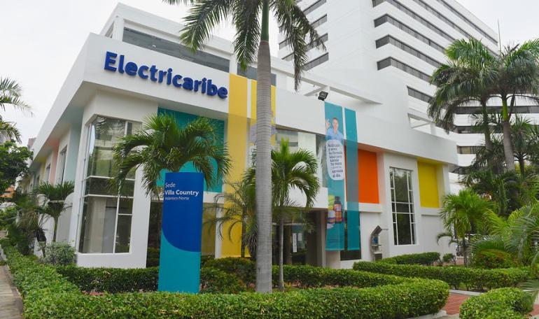 Atentados sedes de Electricaribe: Por inconformidad en el servicio de energía atacan sede de Electricaribe