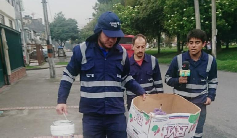 Recicladores en Bogotá: En los zapatos de un reciclador en Bogotá