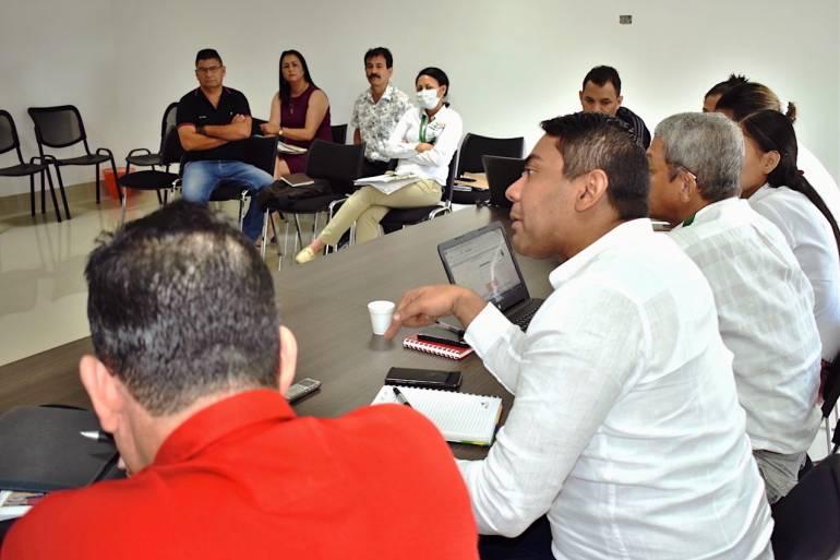 Gobierno de Bolívar reubica docentes faltantes en Santa Rosa del Sur: Gobierno de Bolívar reubica docentes faltantes en Santa Rosa del Sur
