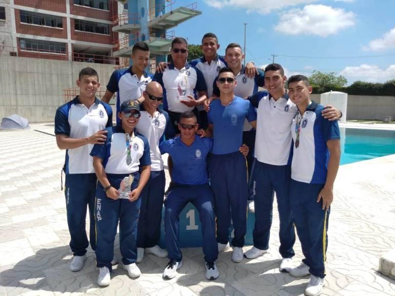 Buenos resultados de Escuela Naval en XXII juegos regionales universitarios: Buenos resultados de Escuela Naval en XXII juegos regionales universitarios