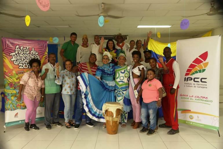 Inician pedagogías festivas en instituciones educativas de Cartagena: Inician pedagogías festivas en instituciones educativas de Cartagena