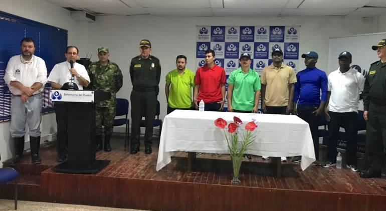 Patrullero caldense liberado por el ELN: Finalizaron 41 días de pesadilla para la familia Gómez Correa de Chinchiná
