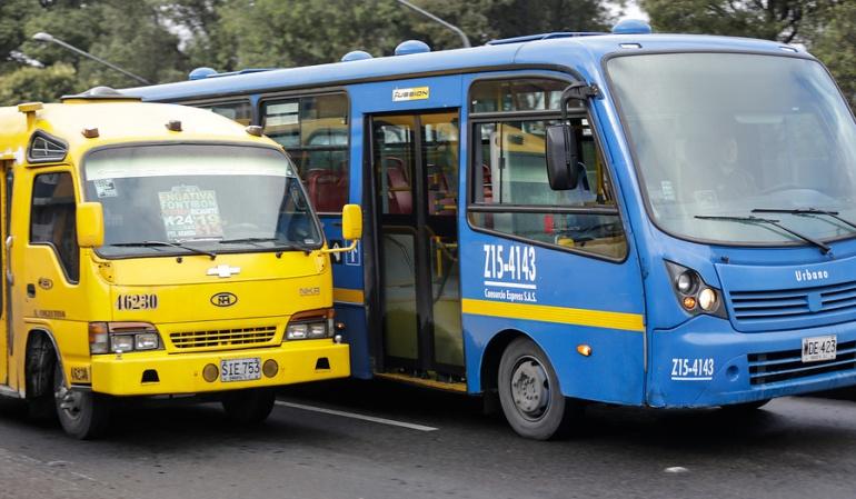Sitp Provisional: Sitp Provisional seguirá operando al menos un año más en Bogotá