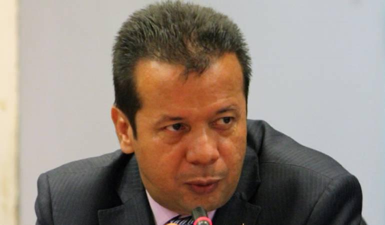 Heriberto Sanabria: Nuevo presidente del CNE propone una reforma al interior del organismo