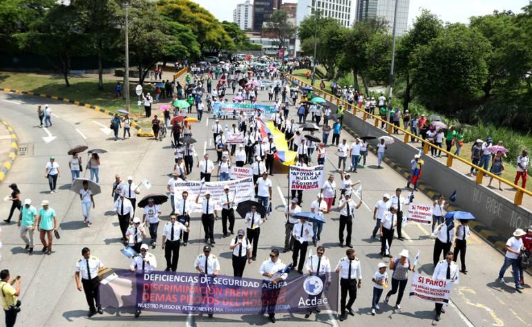 Mindefensa protestas: Líderes sociales de Valle rechazan declaraciones de Mindefensa