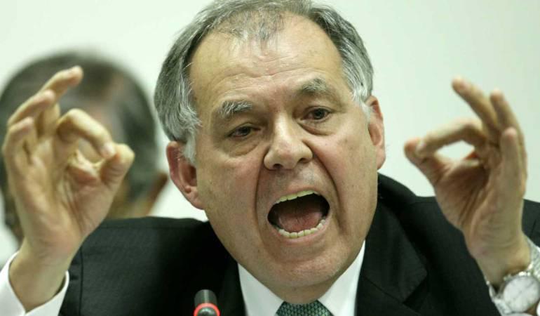 Alejandro Ordoñez. Embajador de Colombia ante la OEA.