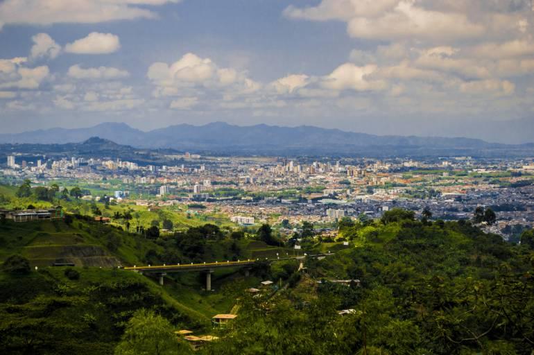 Pereira, un sitio importante en el triángulo del oro y del café