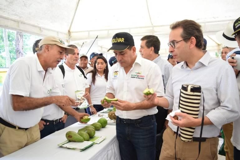 Talleres gobierno Nacional: Ministro de Agricultura encabezó 'taller del Campo' en El Carmen de Bolívar