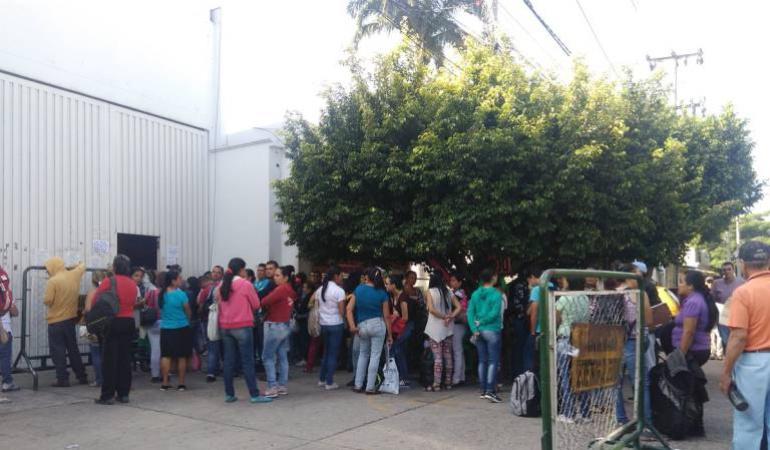 Registraduría de Cúcuta.