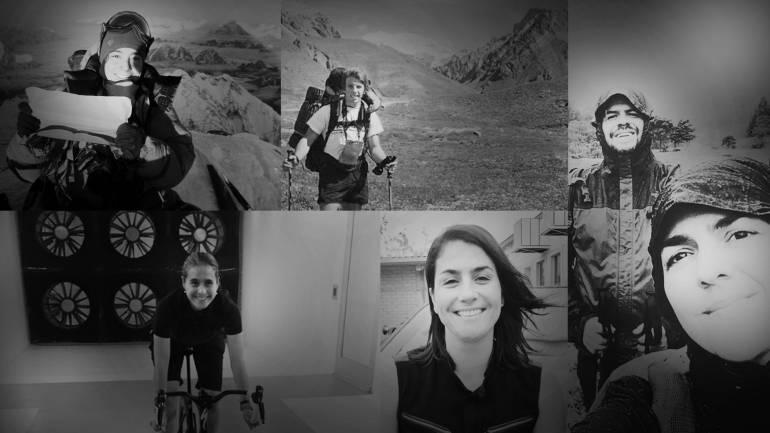 Delegación colombiana empezó travesía al Everest