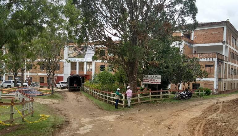 colonia, agrícola: La colonia agrícola carcelaria de Yarumal, no entrará a funcionar este año