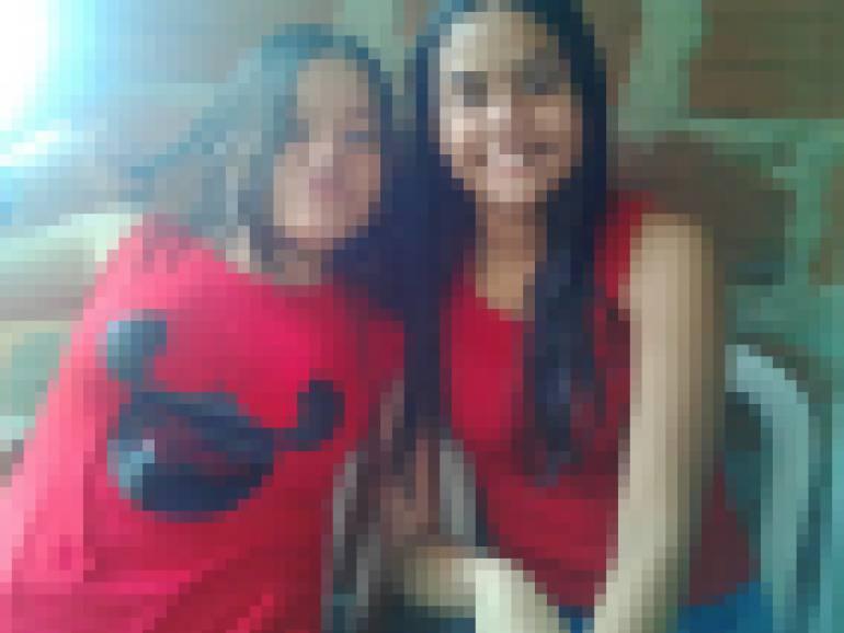 DESAPARECIDAS, PERDIDAS, NIÑAS: Aparecen las niñas perdidas de Floridablanca