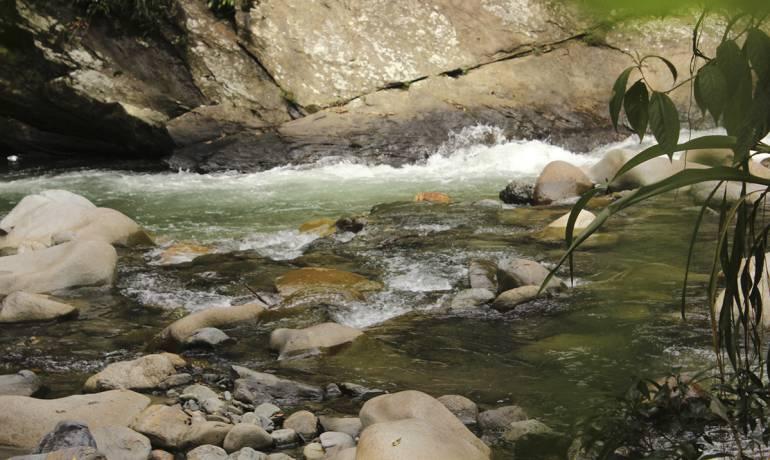 DOS TURISTAS EXTRANJEROS ARRASTRADOS AGUAS RÍO coCORNÁ: Una norteamericana y un británico arrastrados por un río en Antioquia