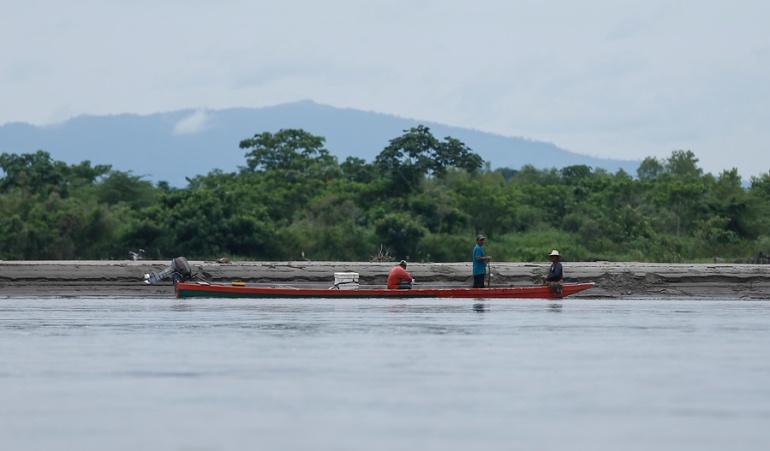 Transporte marítimo: Paralizado el transporte fluvial en embalse la Salvajina en Suárez- Cauca
