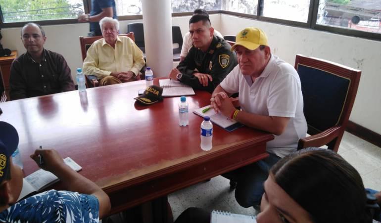 Inseguridad Cereté.: Agricultores de Cereté no soportaron la inseguridad