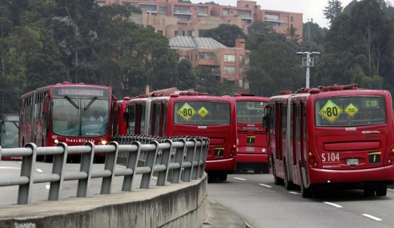 Nueva flota de Transmilenio: Crece la polémica por buses diésel para Bogotá