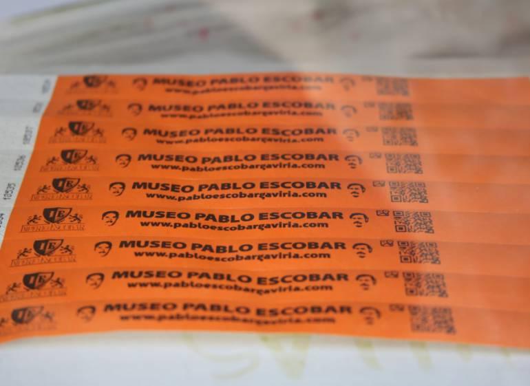 Autoridades sellaron la Casa Museo Pablo Emilio Escobar en El Poblado