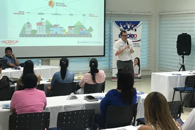 Más de 51 mil personas han encontrado trabajo formal en Bolívar: Más de 51 mil personas han encontrado trabajo formal en Bolívar