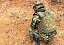 ELN planeó otro ataque con explosivos contra ejército entre Boyacá y Arauca