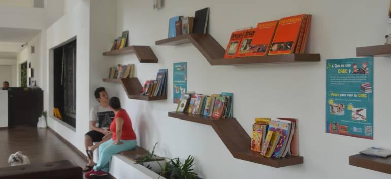 Bibliotecas gratis en Bucaramanga: Con un libro los jóvenes quieren cambiar a Bucaramanga