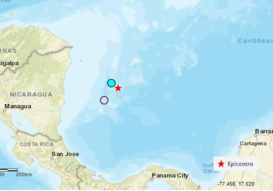 Temblor en San Andrès Islas: Sismo de 4.4 grados provoca susto en San Andrés