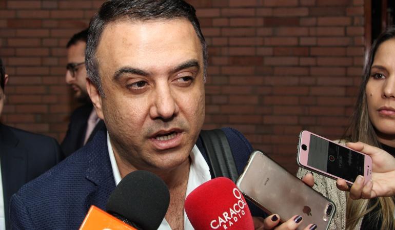 Caso besaile: Es una persecución política contra el partido de la U: Jaime Bello