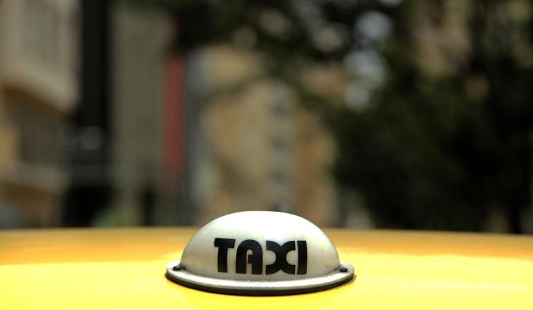 Protesta de taxis: Protesta de taxistas en Montería no tuvo eco