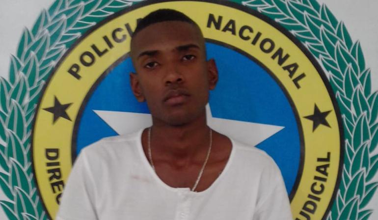 Asesinato futbolista: Cárcel para presunto responsable del homicidio de futbolista Leyder Ortiz