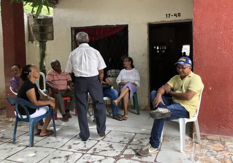 Esta es la casa de la niña Génesis Rúa, asesinada en Fundación, Magdalena. /FOTO CARACOL RADIO