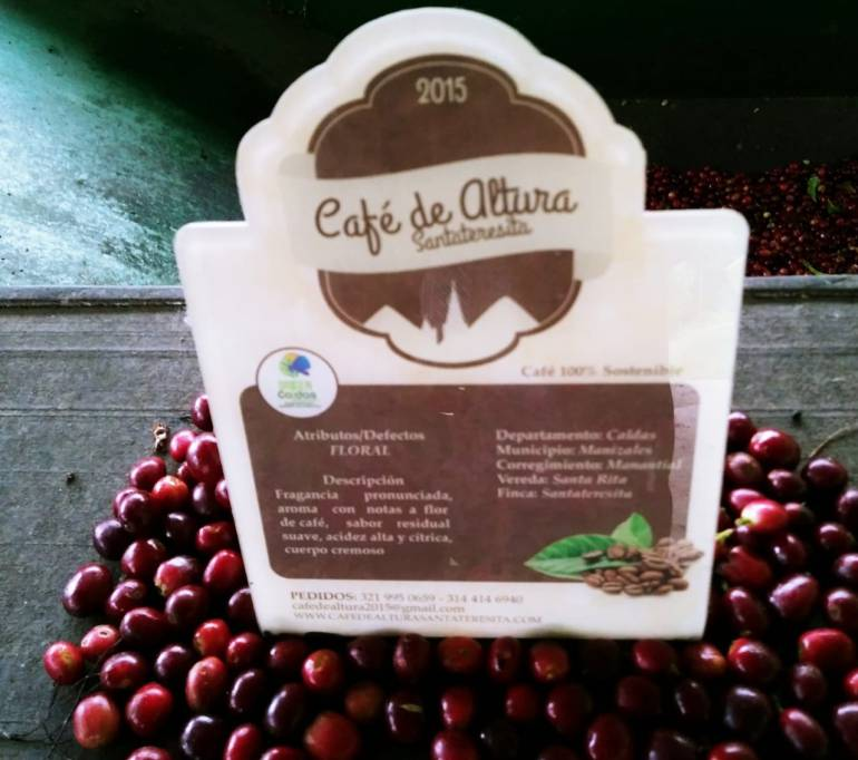 Café de Caldas