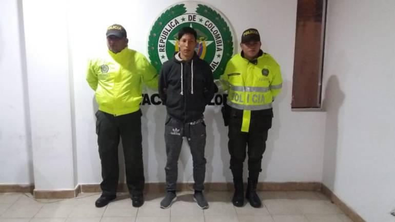 Pedro Rojas Salazar no aceptó la imputación y fue enviado a la cárcel.