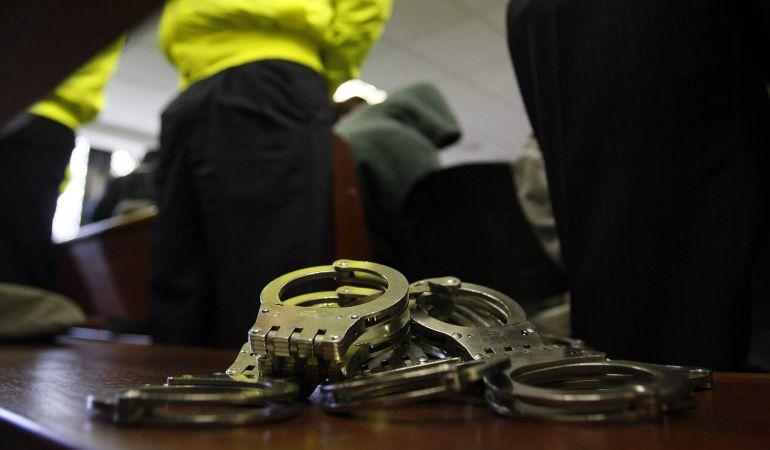 Extorsionistas a funcionarios de la alcaldía de La Vega, fueron asegurados