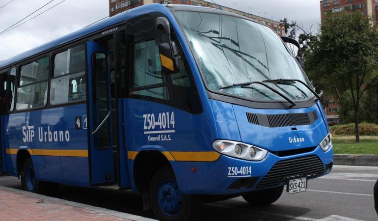 Robo del bus del Sitp: Al menos 15 personas que salieron de Hip Hop al parque robaron bus del Sitp