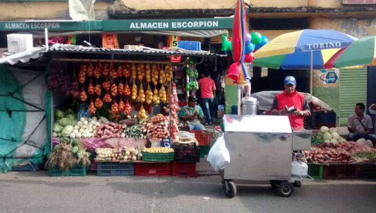 Recogerán alimentos para los venezolanos en Manizales