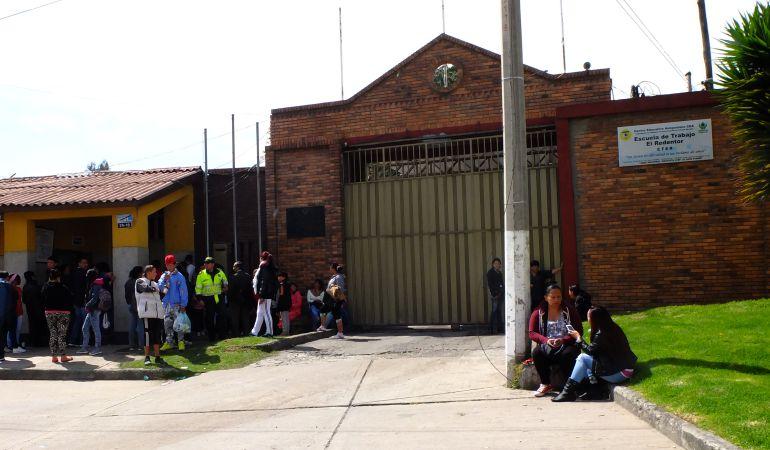 Fugas ICBF.: Menores de 'El Redentor' intentan fugarse tras visita del ICBF