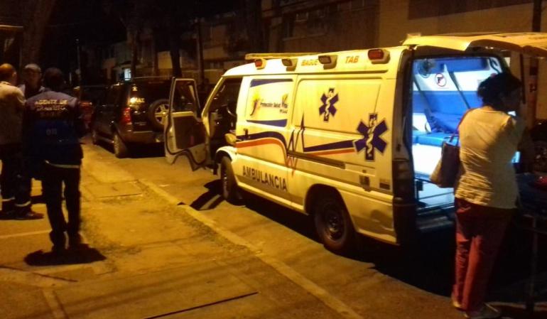 Detectan fallas en ambulancias de Ibagué