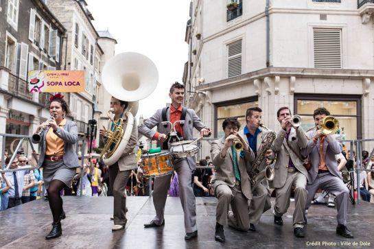 Grupo Sopa Loca de Francia