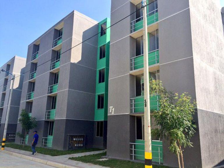 Subsidios de viviendas: Fondo de Adaptación abandonó tres proyectos de vivienda: Rosales